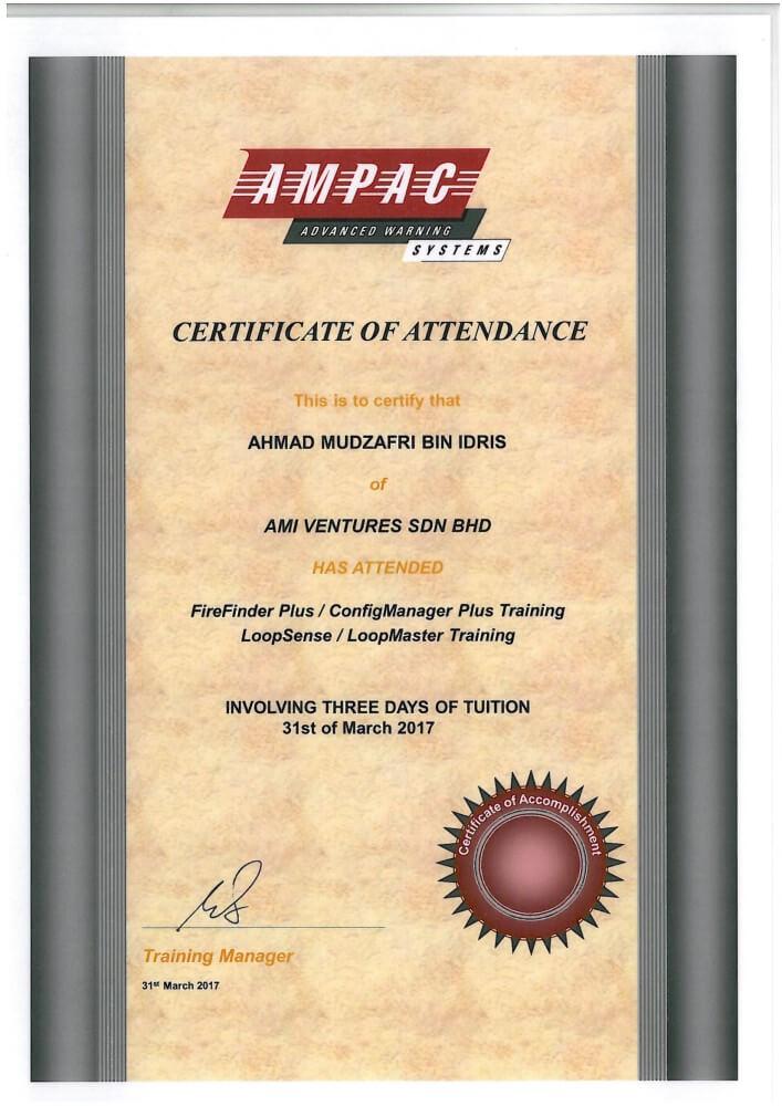 AMPAC Training