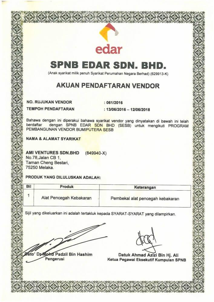 SPNB EDAR